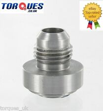 AN -6 (AN6) Male Mild Steel Weld On Fitting / Bung