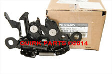 2007-2012 Nissan Sentra Front Hood Latch Lock Assy OEM NEW Genuine # 65601-ET000