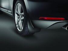 12-17 VW Beetle Sedan & 13-17 Beetle Convertible Front & Rear Splash Guards OEM