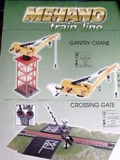 Depliant Mehano Train Line in scala H0 - ENG - Tr.5