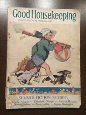 GOOD HOUSEKEEPING AUGUST 1935 - P/B - £3.25 UK POST