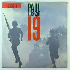"""7"""" Single - Paul Hardcastle - 19 / Fly By Night - S2443 - washed & cleaned"""