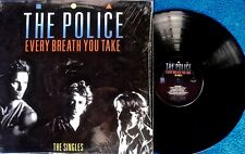 THE POLICE Every Breath You Take The Singles 1979 Vintage Rock LP w Lyric Sleeve