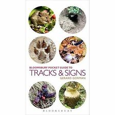 Pocket Guide To Tracks and Signs by Gerard Gorman (Paperback, 2014)