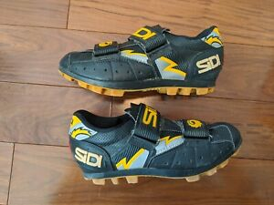 SiDi two bolt cycling shoes EUR 37 mountain touring gravel cyclocross Dominator