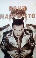 U2 - Bono Is Macphisto Poster
