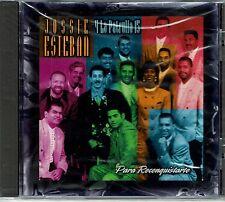 Jossie Esteban y La Patrulla 15 Para Reconquistarte  BRAND  NEW SEALED  CD