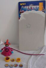Masters Of The Universe Orko Action Figure Complete Cardback Magic Mattel MOTU