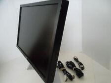 """Dell 2407WFP UltraSharp 24"""" Wide LCD Monitor w/4-Port USB Hub 6ms VGA DVI CC302"""