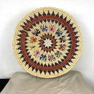 Navajo Paiute Wedding Basket
