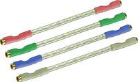 Analogis Headshell Kabel Set Silverline für hochwertige Abtastsysteme NEW / OVP