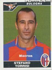031 STEFANO TORRISI ITALIA BOLOGNA.FC ATLETICO STICKER CALCIATORI 2005 PANINI