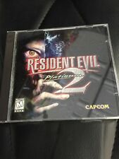 Resident Evil 2: Platinum (PC, 1999) Rare Hard To Find 2 Disc Free Shipping