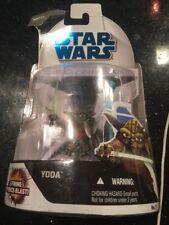 Star Wars The Clone Wars No.3 Yoda New Wear On Card