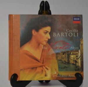 CD Album - Cecilia Bartoli - The Vivaldi Album - Il Giardino Armonico