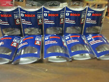 "50 BITS 10 PACKS BOSCH 2"" SCREWDRIVER SCREW TIPS SLOTTED STRAIGHT 8-10 FLAT"
