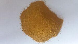 2x Bond It Yellow Buff Cement Dye Pigment Concrete Colour Powder Render  1kg