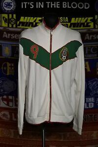 5/5 Mexico adults XXL #9 nike football training track jacket soccer