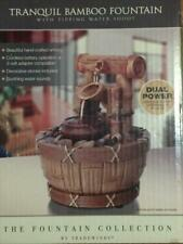 Traanquil Bamboo Fountain
