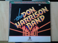 disque vinyle lp The Don Harrison Band. Red Hot