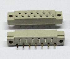 3 Stück Stiftleisten Conec 101E10059X, 13-polig  (M5232)