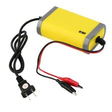 Car Battery Rechargeable Charger Portable Adapter Power Supply Jump Starter Acid