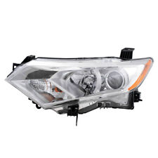 Drivers Halogen Combination Headlight w/ Housing Assembly for 12-17 Nissan Quest