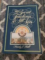 The Secret Teachings Of All Ages Manly P Hall Vintage Metaphysical Research 50