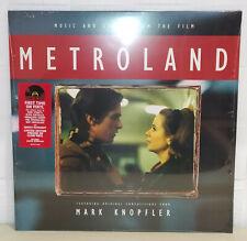 MARK KNOPFLER - METROLAND - SOUNDTRACK - CLEAR - RSD 2020 - LP