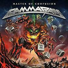 Gamma Ray - Master Of Confusion (NEW CD)