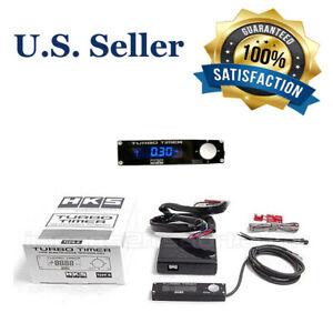 (Blue Light) Universal HKS Auto Turbo Timer Car Device Parking Time Retarder