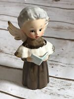 VINTAGE COLLECTIBLE  JAPAN CERAMIC ANGEL FIGURINE