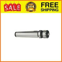 MT2 x 1//2-20 Drawbar Arbor To Safely Hold Drill Chuck or Accessory In Lathe New