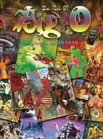 Art of Big O : Foreword by Roger Dean - Hardcover: By Fishel, Michael Sucklin...