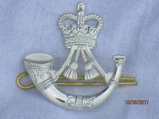 The Rifles, Capbadge, Toye-Kenning & Spencer, TKS,mit Ösen, seit 2007