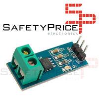 Sensor de Corriente ACS712 AC/DC 30A Arduino, intensidad, Hall
