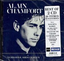 CD - ALAIN CHAMFORT - Versions Originales