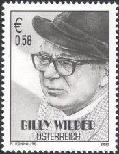 Austria 2003 Billy Wilder/People/Film/Cinema/Movies/Entertainment 1v (at1206)