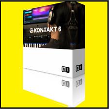 Native Instruments Kontakt 6 Full Version Original soft For Win/Mac Discount !!