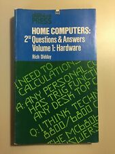 Vintage 1977 Home Computers 210 Questions And Answers Vol 1 Hardware Rich Didday
