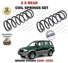 Para SUZUKI GRAND VITARA 1.6 2.5 2.0 HDI 1998-2003 nuevo 2 X Juego De Bobina Resortes