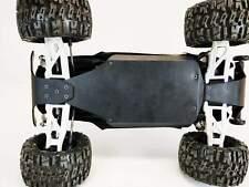 62195- TBR Chassis Skid - Traxxas Rustler 4x4 VXL T-Bone Racing