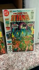 NEW TEEN TITANS 21..BROTHER BLOOD..HIGH GRADE...