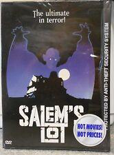 Salem's Lot: The Mini-Series (DVD 1999) RARE 1979 TV MINI SERIES NEW ORIGINAL
