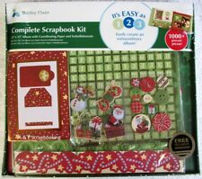 Holiday Cheer Complete Scrapbook Kit 12x12 by MyMomenta - 1000+ pieces