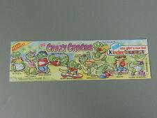 HPF-bpz: Crazy Crocos 1993 (100% original)