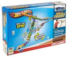 Hot Wheels Wall Tracks Spinwheel Slammer Track Set