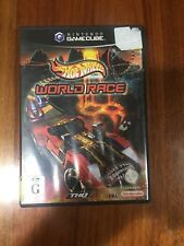 Hot Wheels World Race - GameCube Game – Good Condition