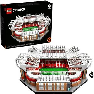 Lego Creator Expert Old Trafford Manchester United (10272) Building Kit Adults