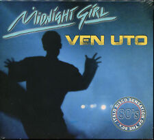 VEN UTO - MIDNIGHT GIRL - CD ITALO DISCO